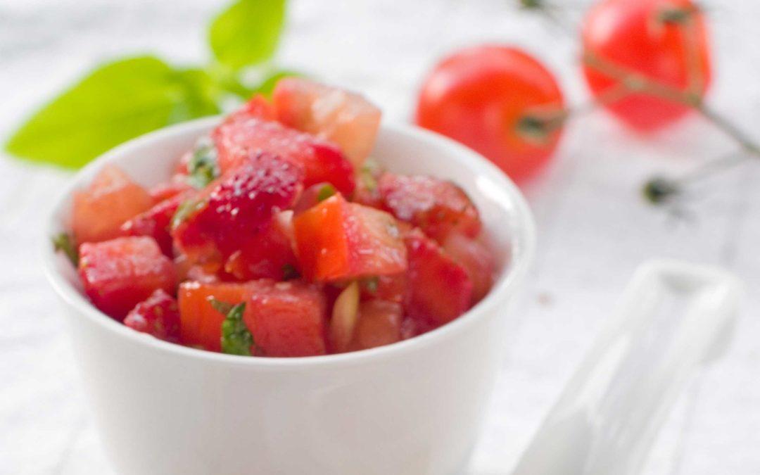 Salsa di fragole